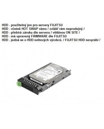 Fujitsu HD SAS 12G 1.2TB 10K 512n HOT PL 2.5' EP
