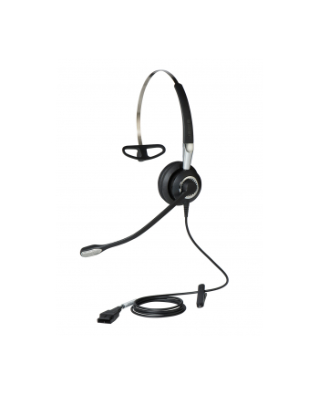 Jabra BIZ2400 2GEN Mono QD Noise Cancelling, 3 w 1, Unify, Full Wideband