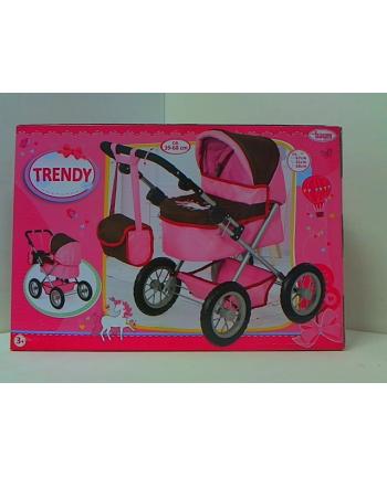 BRIMAREX Wózek dla lalek Trendy
