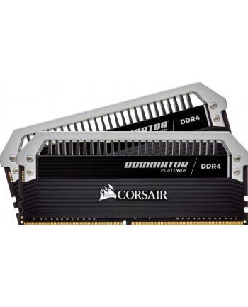 Corsair DDR4 Dominator PLATINUM 16GB/3000(2*8GB) CL15-17-17-35 1.35V                                                                                  XMP 2.0