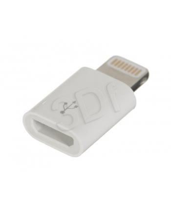 Przejściówka Lightning na Micro USB BLISTER