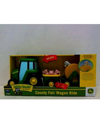 TOMY Traktor Johnny przejażdżka