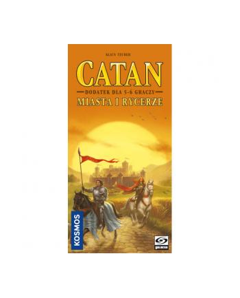 GALAKTA Gra Catan Miasta i Rycerze dodatek 5-6 graczy