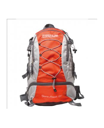 Frendo Eperon Frendo 25L Backpack/Diamond ripstop 420D and 600D/910g/Orange + Rain cover