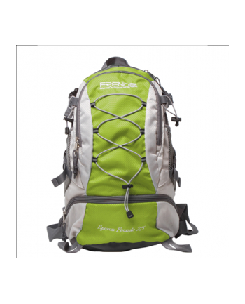 Frendo Eperon Frendo 25L Backpack/Diamond ripstop 420D and 600D/910g/Green + Rain cover