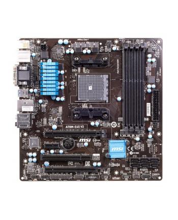 MSI A78M-E45 V2 A78M SFM2+ mATX