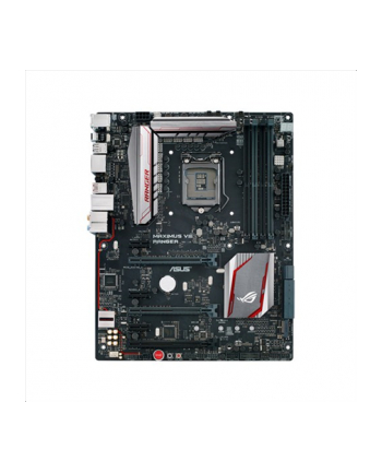 ASUS MAXIMUS VIII RANGER / Intel® Z170 / 4 x DIMM, Max. 64GB DDR4 3400, Dual channel Memory Architecture / Integrated Graphics Processor : HDMI/Display Port, Expansion: 2x PCIe 3.0/2.0 x16, 1x PCIe 3.0/2.0 x16 (max at x4 mode), 3xPCIe 3.0/2.0x1,