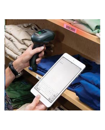 Datalogic Czytnik bezprzewodowy 2D QBT2430/BT/baza/kabel USB/czarny