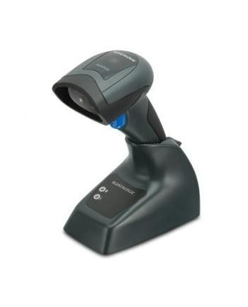 Datalogic Czytnik bezprzewodowy 1D QM2131/baza/kabel USB/czarny