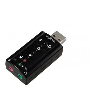 Sou USB LogiLink 7.1 Sound Effect