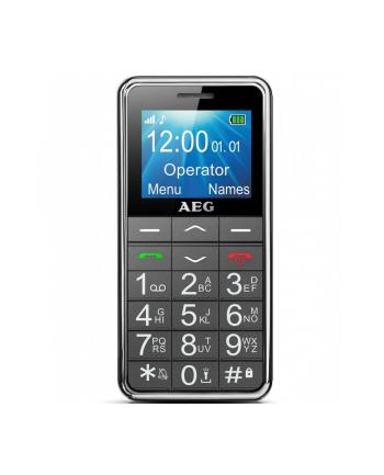 AEG Voxtel M250 Polifonia, duże przyciski, Radio FM, Przycisk SOS