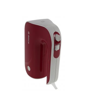 Mikser ręczny Bosch MFQ40303 (500W/Czerwono-biały)