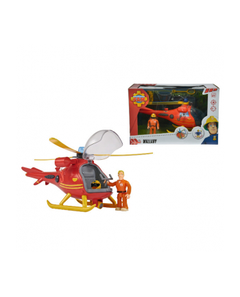 SIMBA Strażak Sam Helikopter ratowniczy