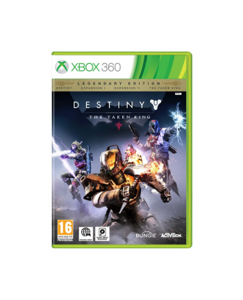 Activision – Blizzard Gra DESTINY: The Taken King  Legendary Edition (XBOX 360)