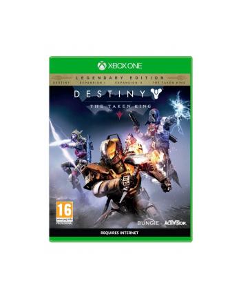 Activision – Blizzard Gra DESTINY: The Taken King Legendary Edition (XBOX One)
