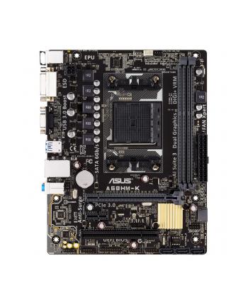 ASUS MB Sc FM2+ A68HM-K, AMD A68H, 2xDDR3, VGA, mATX