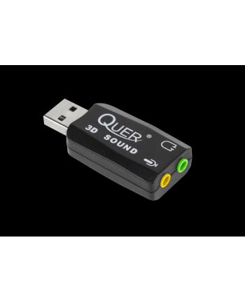 Karta dźwiękowa USB 5.1 Quer