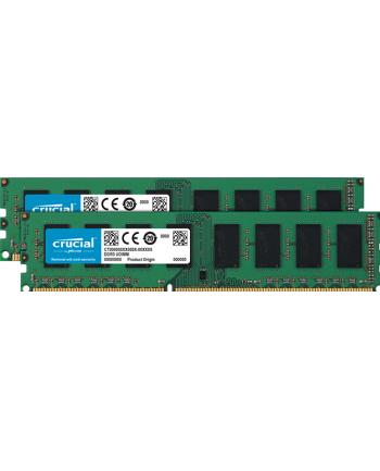 Crucial DDR3 32GB/1600 (2*16GB) CL11 Low Voltage
