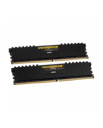 Corsair DDR4 Vengeance LPX 32GB/2666(2*16GB) CL16-18-18-35 BLACK 1,20V                                                                                XMP 2.0