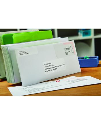 Dymo Duża etykieta adresowa - 89 x 36 mm, biały 2rolkix260 szt