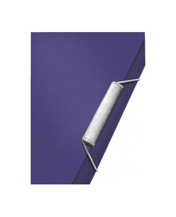Teczka z gumką Leitz Style, 30 mm, niebieski