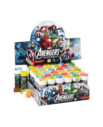 BRIMAREX Bańki 60ml36szt. Avengers
