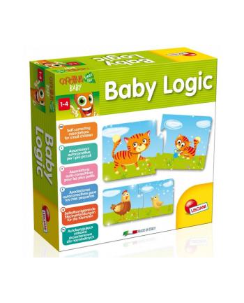 LISCIANIGIOCHI Baby układanki