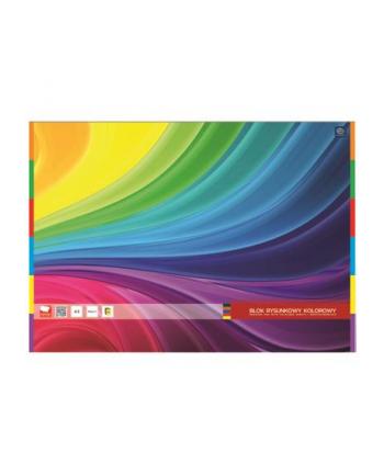 Interdruk Blok rysunkowy kolorowy A3 20