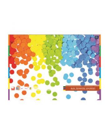 Interdruk Blok techniczny kolorowy A3 10