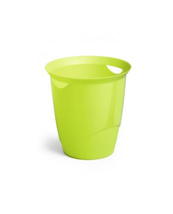 DURABLE TREND kosz na śmieci 16 l, zielony
