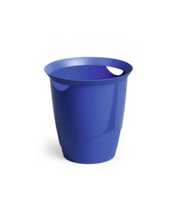 DURABLE TREND kosz na śmieci 16 l, niebieski