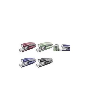 Zszywacz średni metalowy Leitz Style, 10 lat gwarancji, 30 kartek, seledynowy