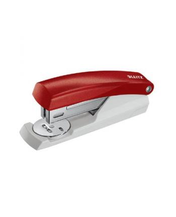 Zszywacz biurowy mały 5501 Leitz czerwony