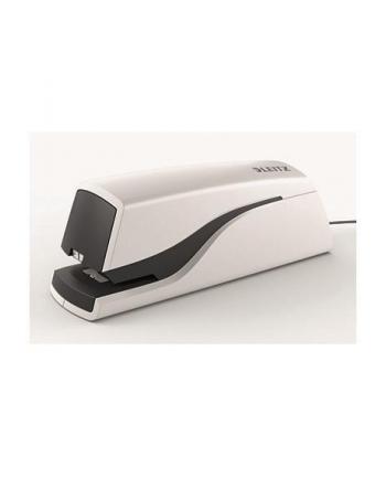 Zszywacz elektryczny LEITZ Nexxt Series, WOW biały, do 10 kartek