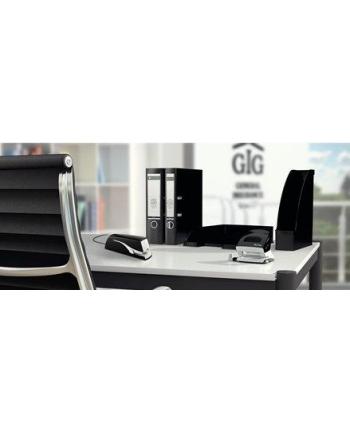 Zszywacz elektryczny LEITZ Nexxt Series, czarny, do 20 kartek