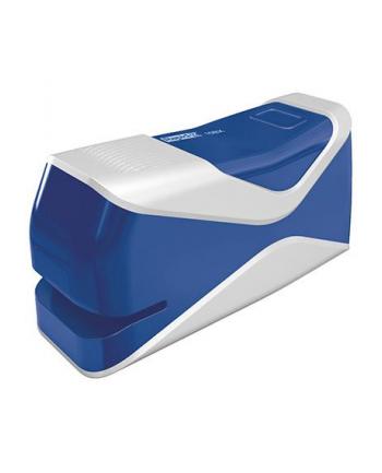 Zszywacz elektryczny 10BX Rapid, niebiesko-szary, 10 kartek