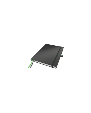 Notatnik Leitz Complete A4, w kratkę, czarny