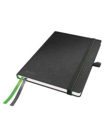 Notatnik Leitz Complete A5, w kratkę, czarny