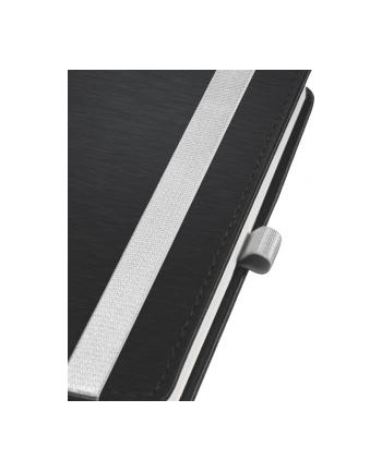 Notatnik w twardej oprawie Leitz Style A5, w kratkę, czarny