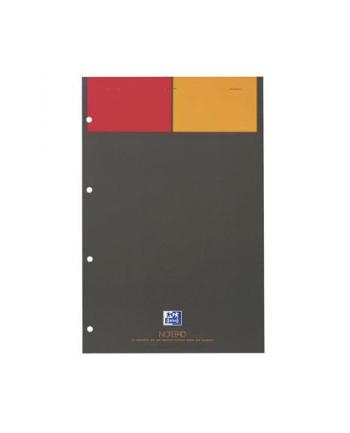 NOTATNIK NOTEPAD A4+ 80K LI ŻÓŁTE KARTKI OXFORD INTERNATIONAL