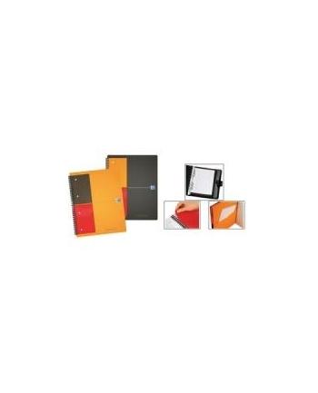 OXFORD Kołonotatnik Activebook  A4+, kratka