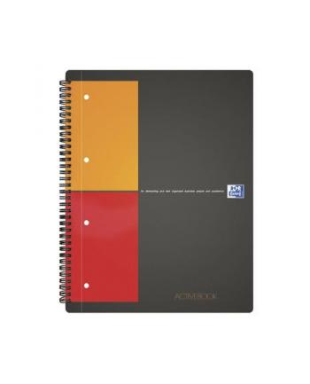 OXFORD Kołonotatnik Activebook  A5+, linia
