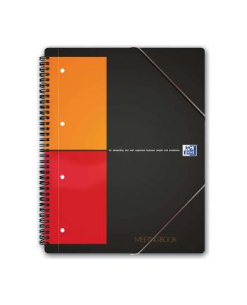 Kołonotatnik Oxford Meetingbook A4 kratka