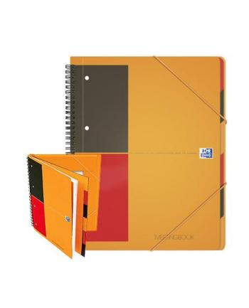 Kołonotatnik Oxford Meetingbook A4 linia