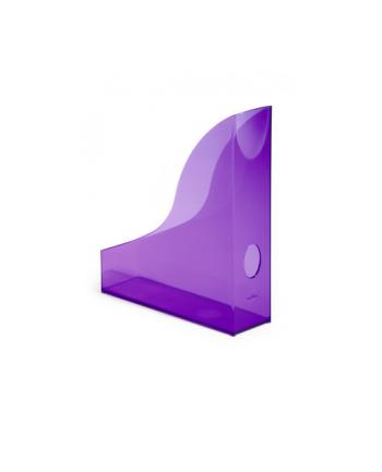 DURABLE BASIC pojemnik na katalogi A4, fioletowy-przezroczysty (purpurowy)