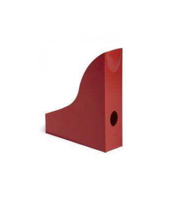 DURABLE BASIC pojemnik na katalogi A4, czerwony