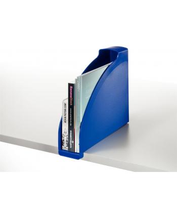 Pojemnik na czasopisma Leitz Plus, jasnoniebieski