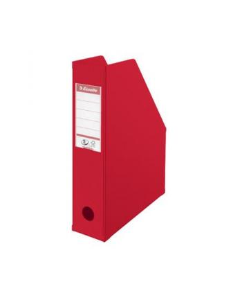 Pojemnik składany z PCV A4 Esselte bordowy 56050