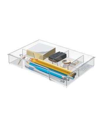 Organizer do pojemników z szufladami Leitz Plus/WOW, przezroczysty