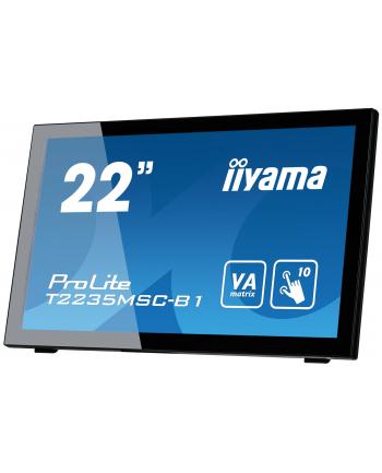 iiyama Monitor Prolite T2235MSC-B1 21.5'', Touchscreen